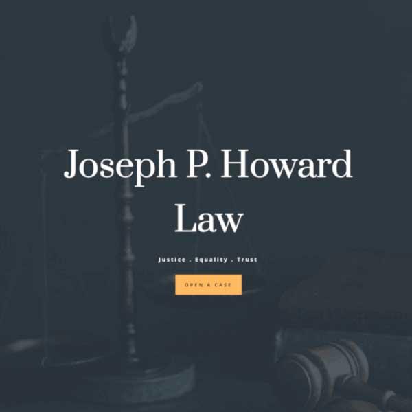 Joseph P Howard Law Office
