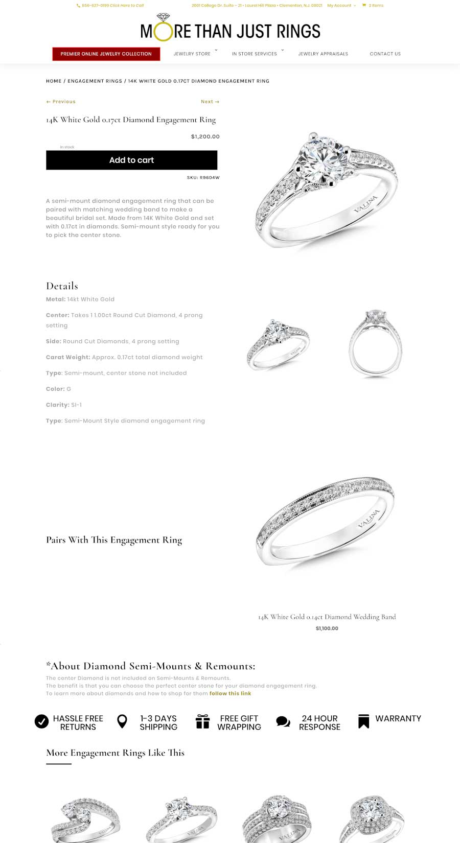 More Than Just Rings Product Detail