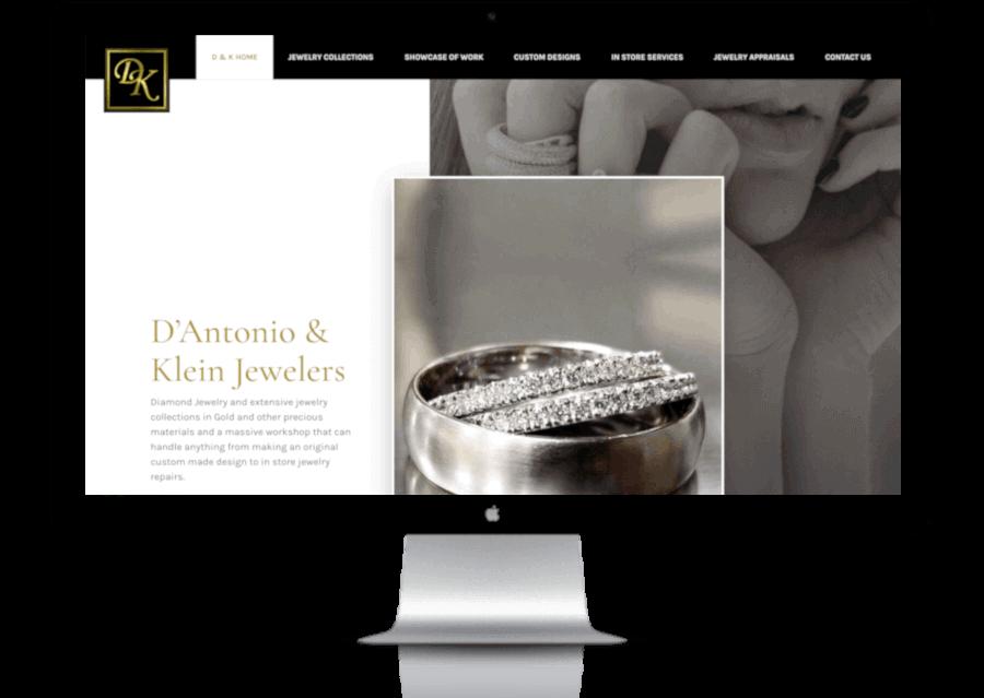 Display - D'Antonio & Klein Jewelers