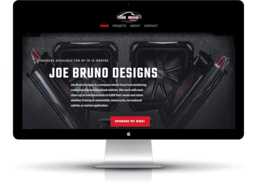 Display - Joe Bruno Designs
