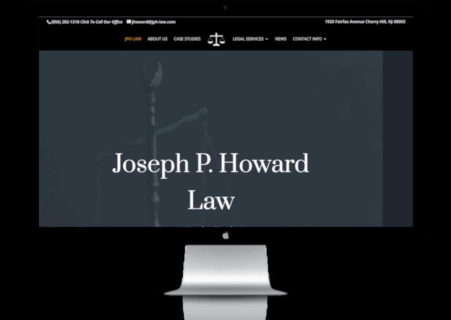 Display - Joseph P Howard Law Office