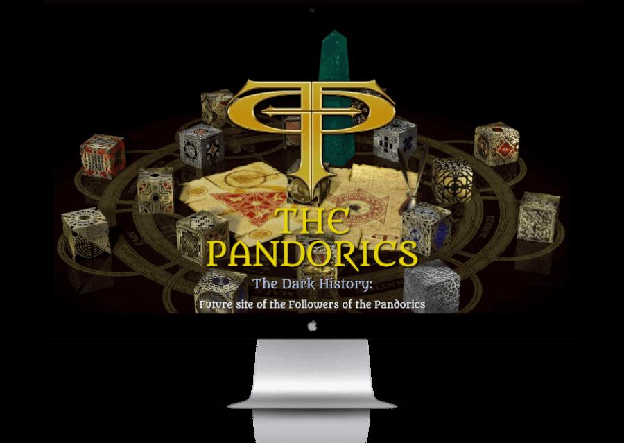 Display - Followers of the Pandorics