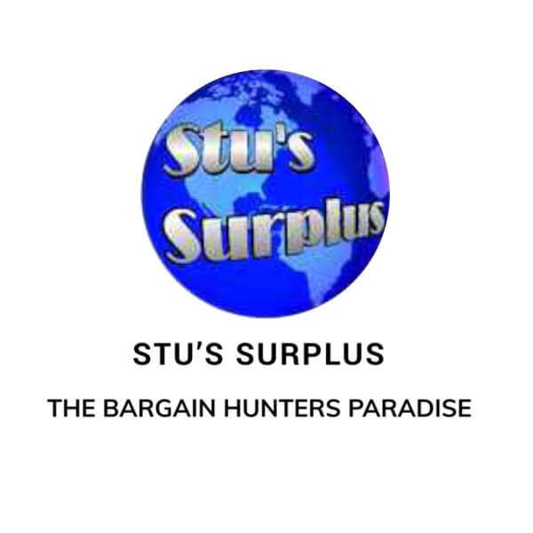 Stu's Surplus - Background